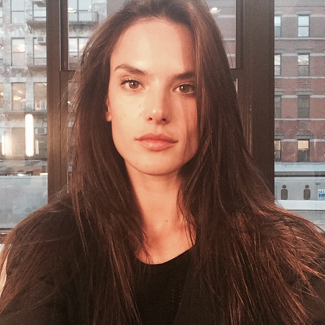 alessandra ambrosio dark brown Instagram Photos of the Week | Alessandra Ambrosio, Coco Rocha + More Model Pics