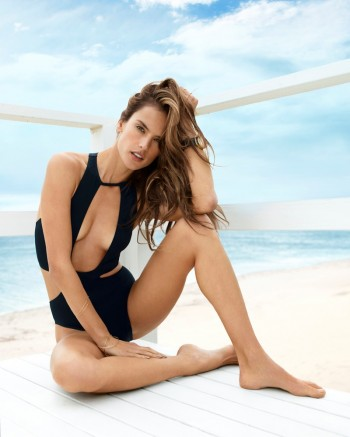 Alessandra Ambrosio Stars in The Edit, Talks About Plastic Surgery