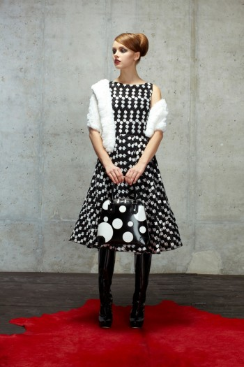 Alice + Olivia Pre-Fall 2014 Collection