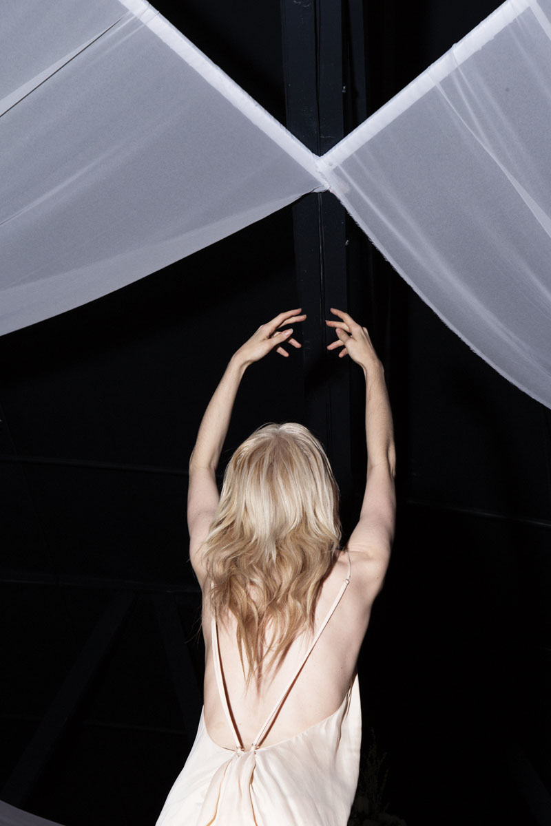 "Allison Harvard by Paley Fairman in ""Spectral"" for Fashion Gone Rogue"
