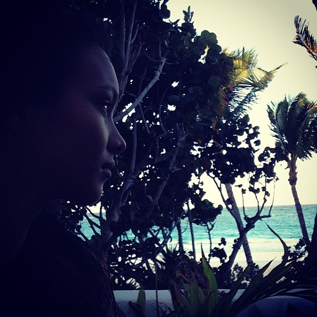 bahamas lais Instagram Photos of the Week | Barbara Palvin, Behati Prinsloo + More Model Pics