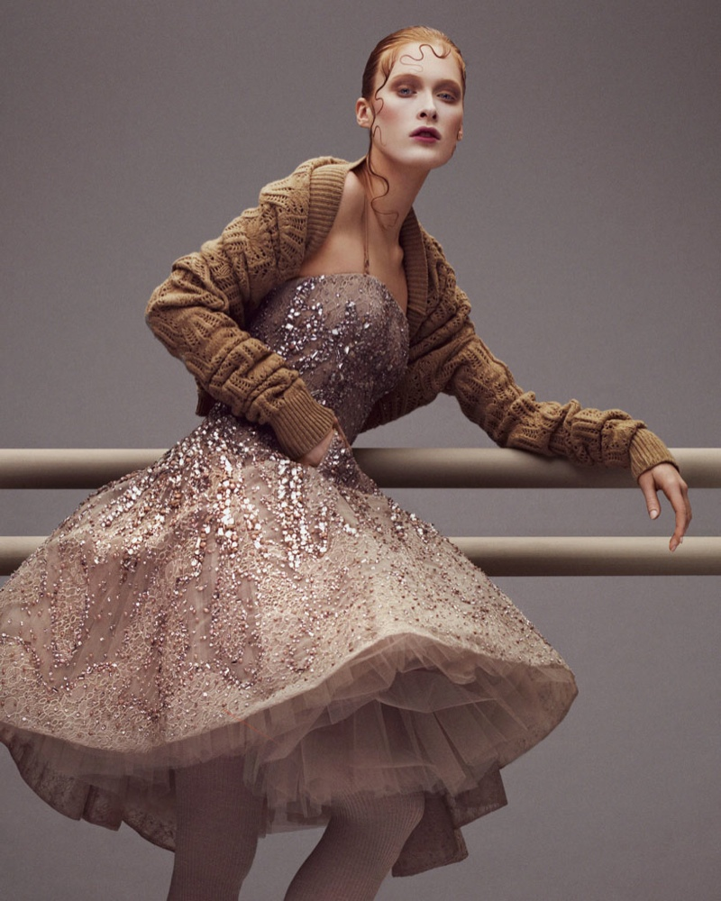 Andrew Yee Captures Ballet Fashion for How to Spend It