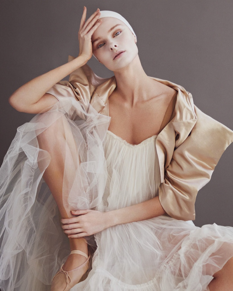 ballet fashion4 Andrew Yee Captures Ballet Fashion for How to Spend It