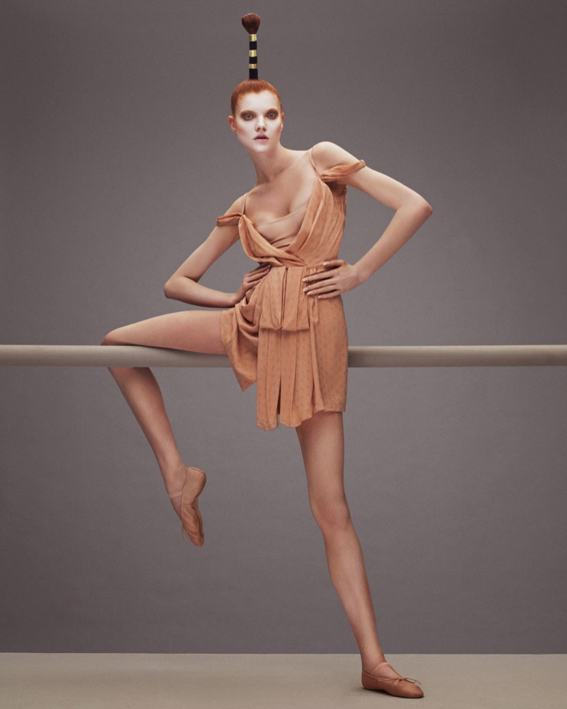 ballet fashion6 Andrew Yee Captures Ballet Fashion for How to Spend It