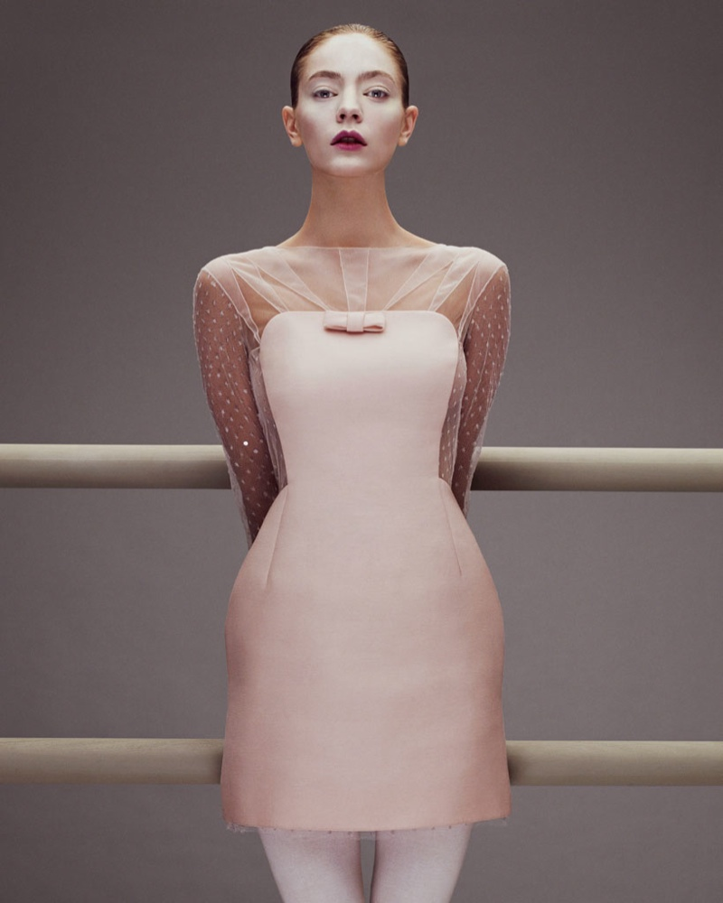 ballet fashion9 Andrew Yee Captures Ballet Fashion for How to Spend It