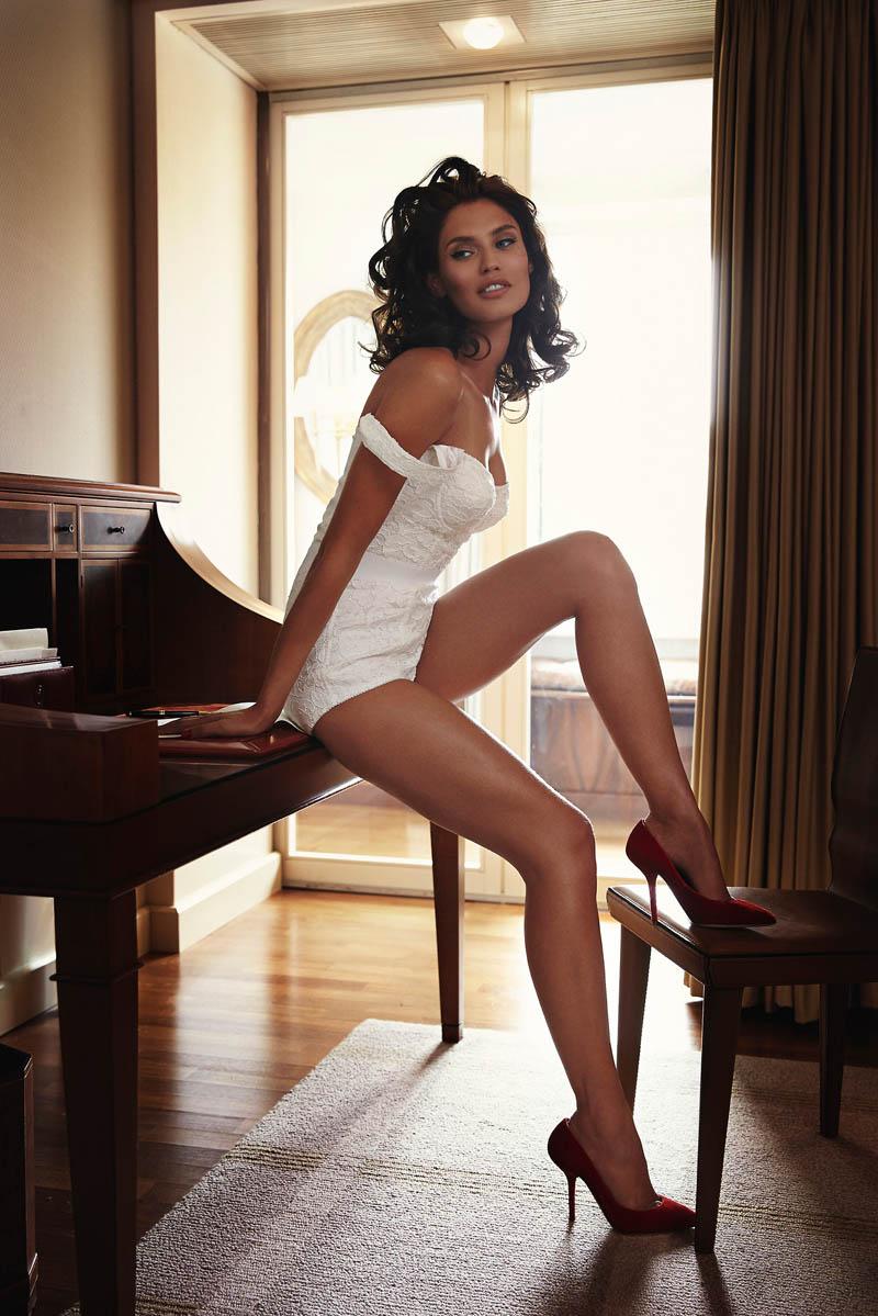 Bianca Balti Stuns in Dolce & Gabbana for Esquire Mexico