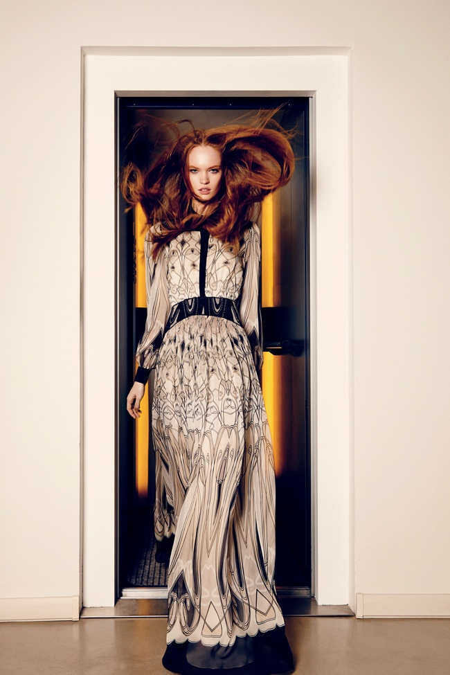 blumarine art deco2 Blumarine Launches Art Deco Capsule Collection