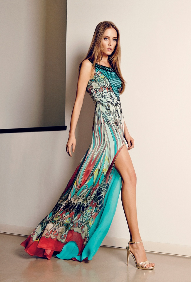 blumarine art deco3 Blumarine Launches Art Deco Capsule Collection
