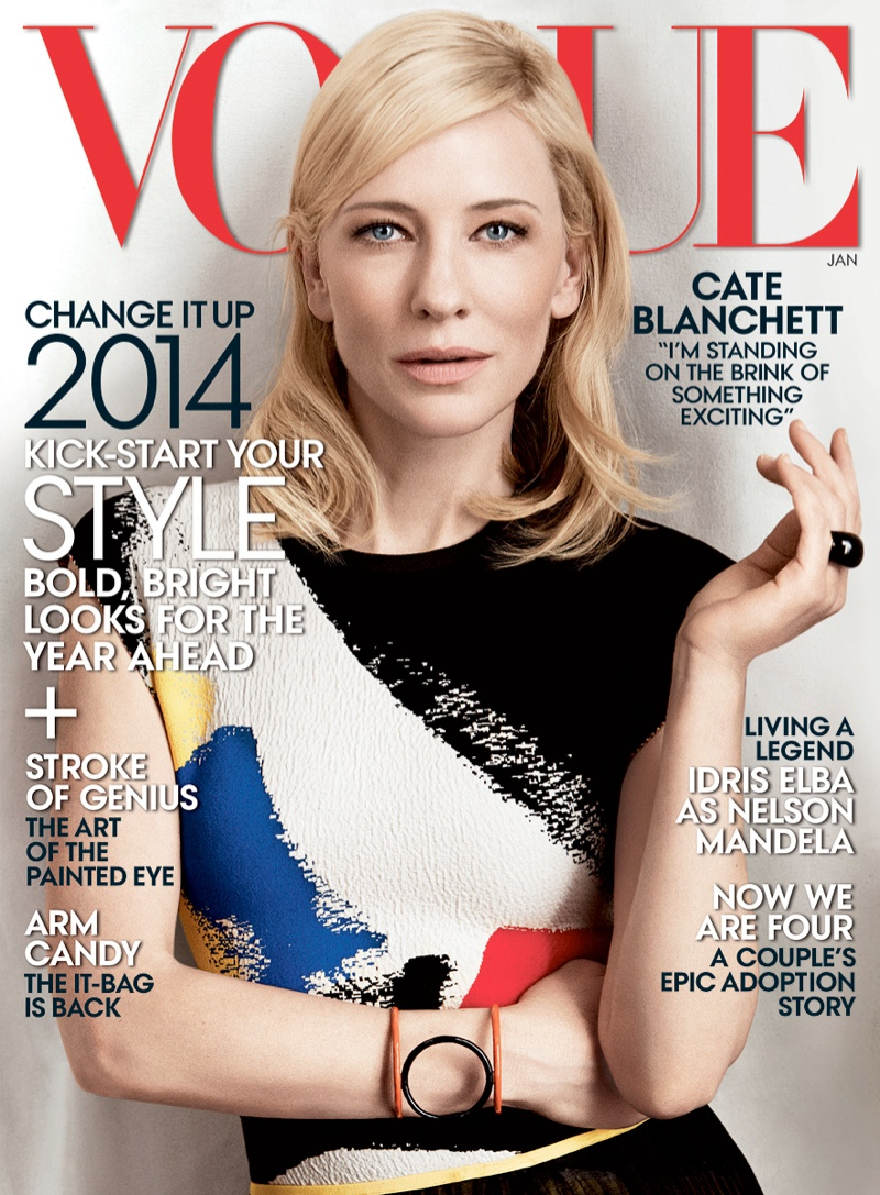 cate blanchett craig mcdean4 See More of Cate Blanchetts Shoot for Vogue by Craig McDean