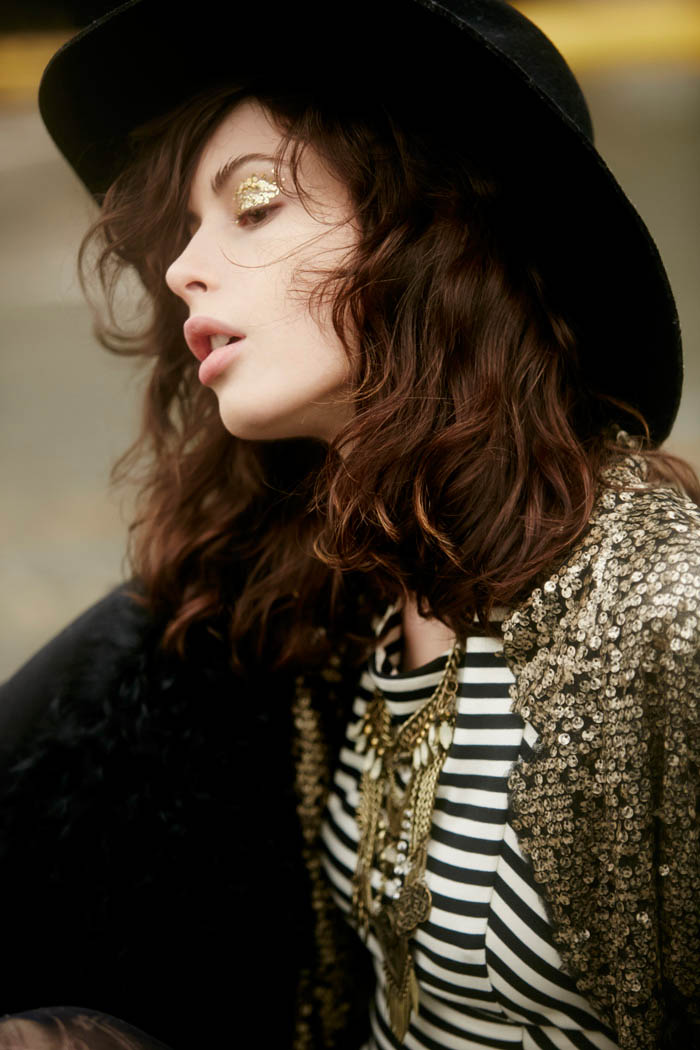 charlotte kemp muhl 5 Charlotte Kemp Muhl Shines for Free People Holiday Shoot