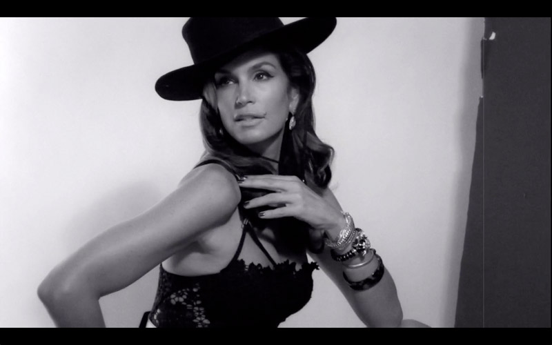 Cindy Crawford Works it for Marie Claire Mexico Film by Vladimir Marti