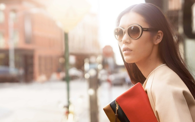 coach spring 2014 campaign2 Preview | Liu Wen + Karlie Kloss for Coach Spring 2014 Campaign