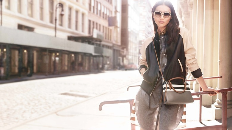 coach spring 2014 campaign5 Preview | Liu Wen + Karlie Kloss for Coach Spring 2014 Campaign