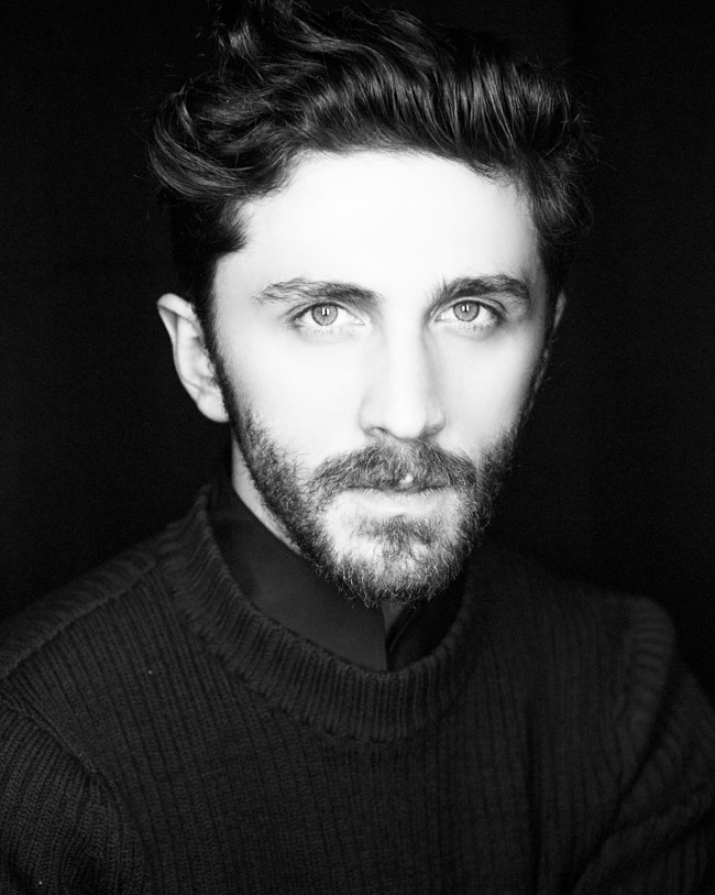 david koma portrait David Koma New Artistic Director at Mugler