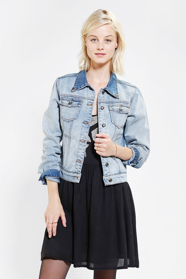 denim jacket 5 Denim Essentials for Your Wardrobe