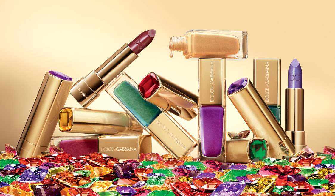 Dolce & Gabbana 'Sicilian Jewels' Makeup Line for the Party Season