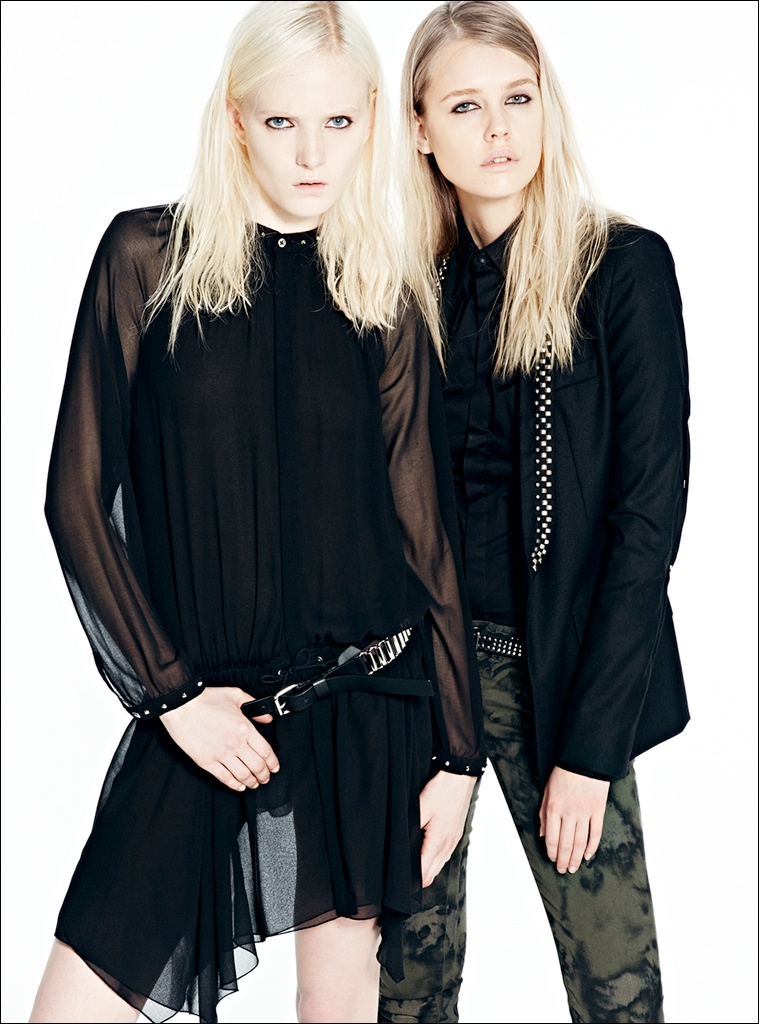 diesel black gold prefall 20142 Diesel Black Gold Pre Fall 2014 Collection