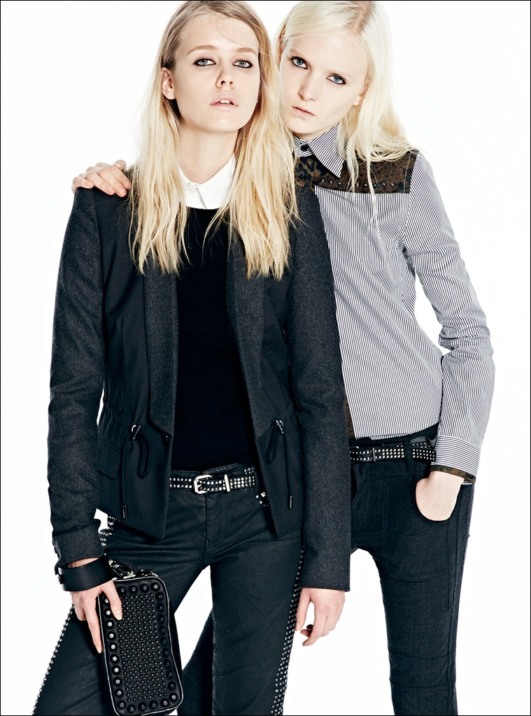 diesel black gold prefall 20143 Diesel Black Gold Pre Fall 2014 Collection
