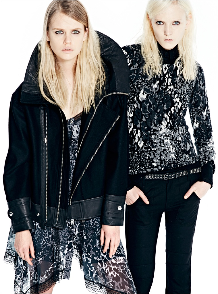 diesel black gold prefall 20144 Diesel Black Gold Pre Fall 2014 Collection