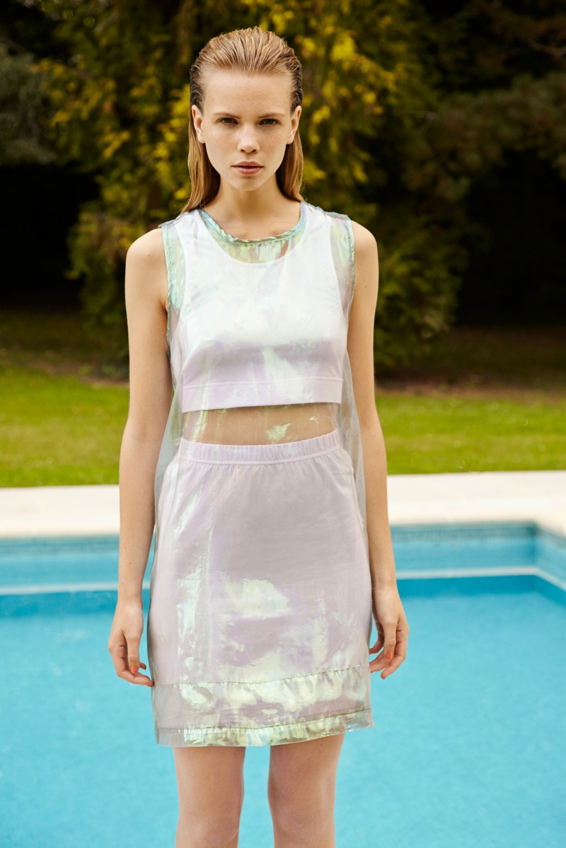 elevenparis spring lookbook10 ElevenParis Pays Ode to 90s Fashion with Spring 2014 Collection