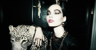feline fashion2 326x170 Dolce & Gabbana Sicilian Jewels Makeup Line for the Party Season