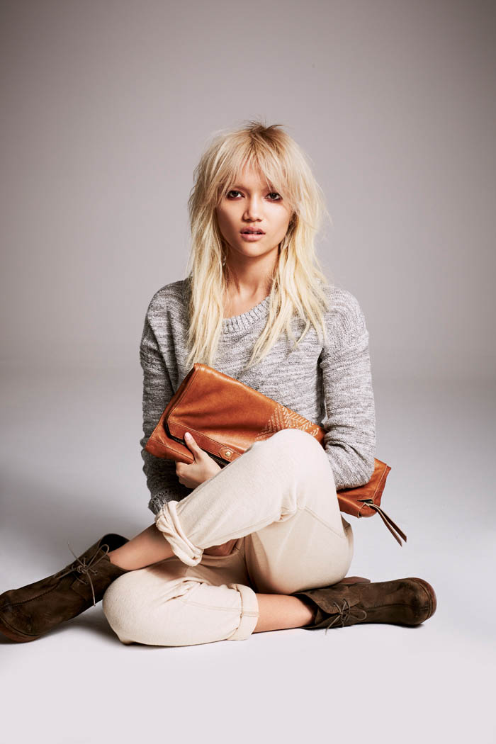 fp charlotte carey 2 Charlotte Carey Takes it Easy for Free People Lookbook