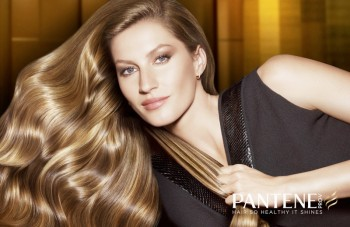Gisele Bundchen Named New Pantene Ambassador