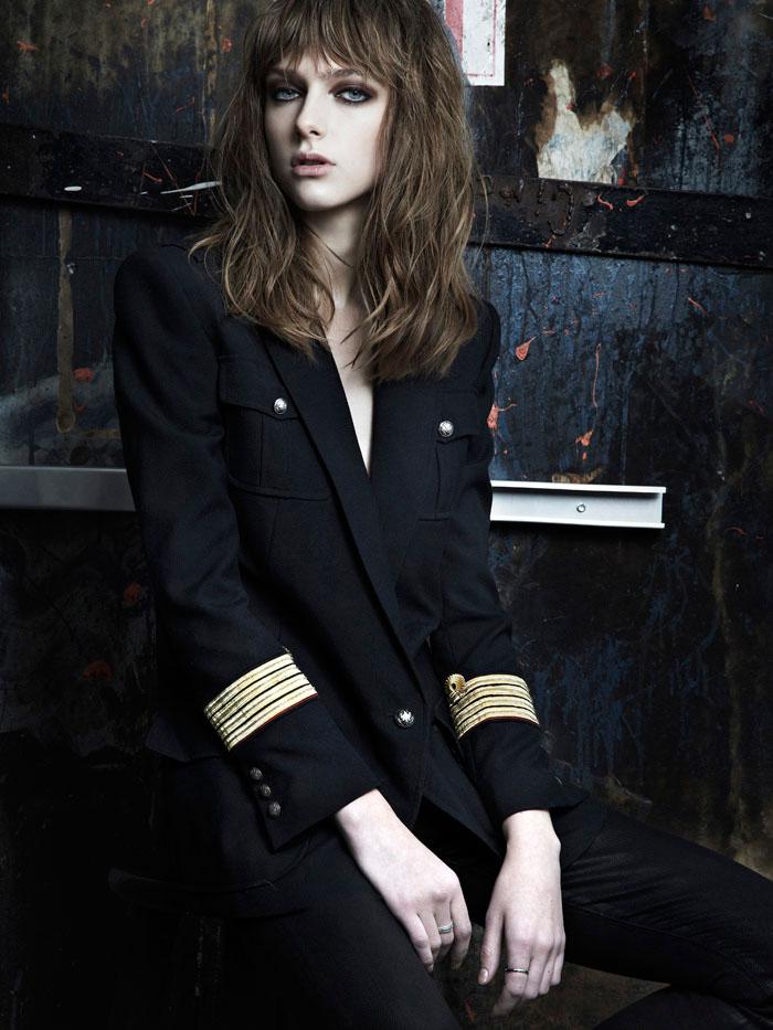 Gracie van Gastel by Brad Triffitt for Fashion Gone Rogue