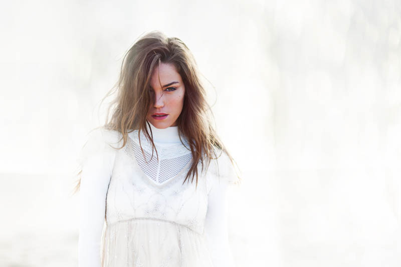 higher love12 Therese Fischer Gets Ethereal for New Free People Feature