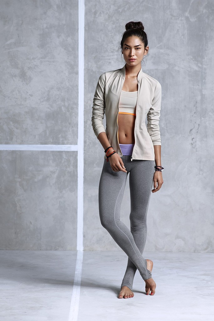 hm sport launch1 H&M Launches Activewear Line, H&M Sport