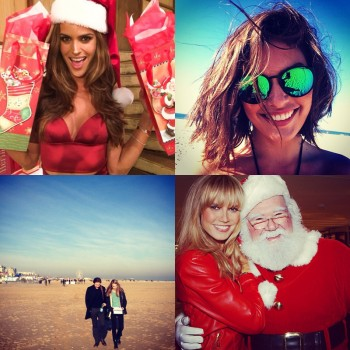 Instagram Photos of the Week | Cara Delevingne, Alyssa Miller + More Model Pics