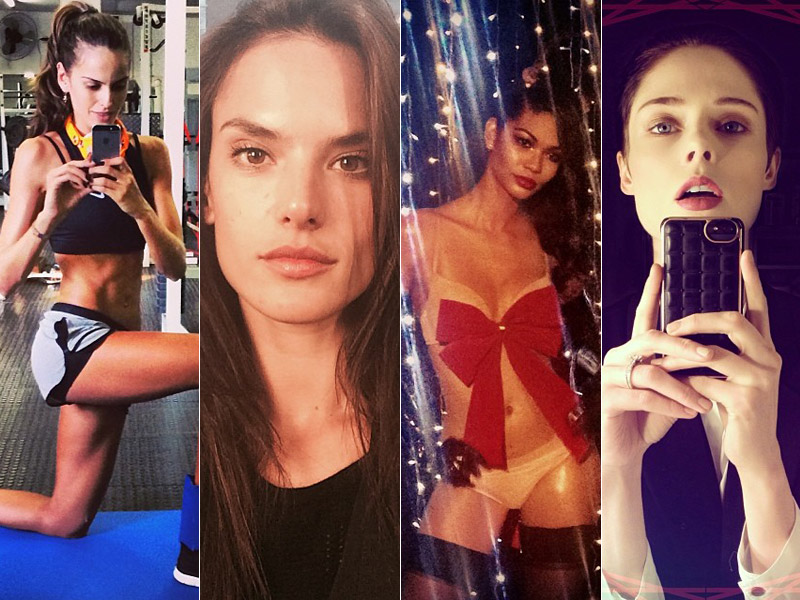 instagram week roundup Instagram Photos of the Week | Alessandra Ambrosio, Coco Rocha + More Model Pics