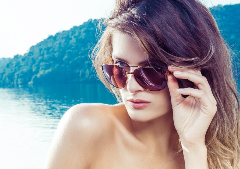isabeli fontana morena rosa4 Isabeli Fontana Fronts Morena Rosa Beach Spring 2014 Ads
