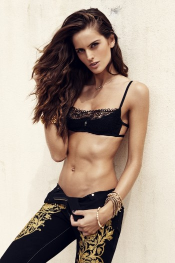Izabel Goulart Sizzles in GQ Portugal by Branislav Simoncik