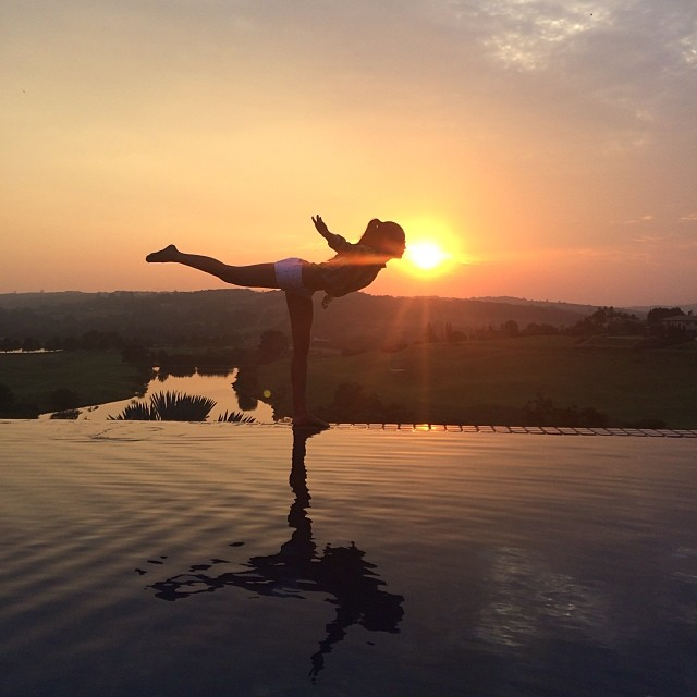 izabel sunset Instagram Photos of the Week | Natasha Poly, Eniko Mihalik + More Model Pics