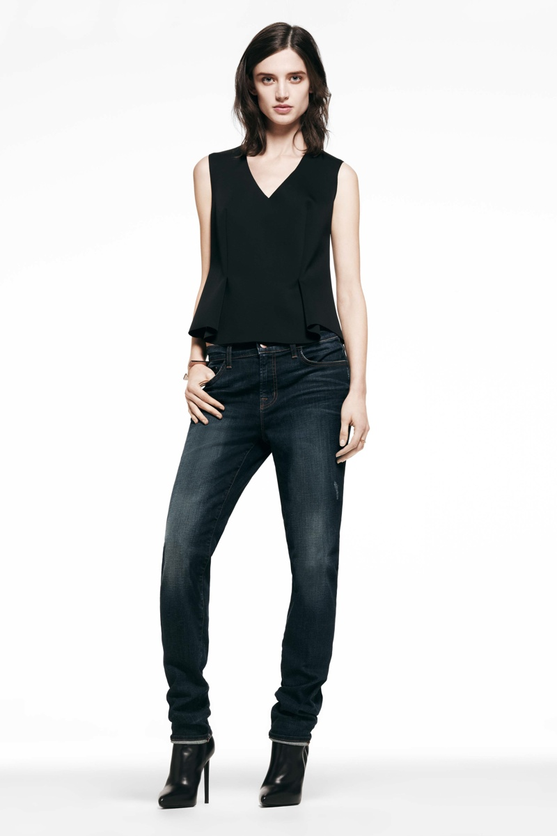 j brand prefall 2014 10 J Brand Pre Fall 2014 Collection