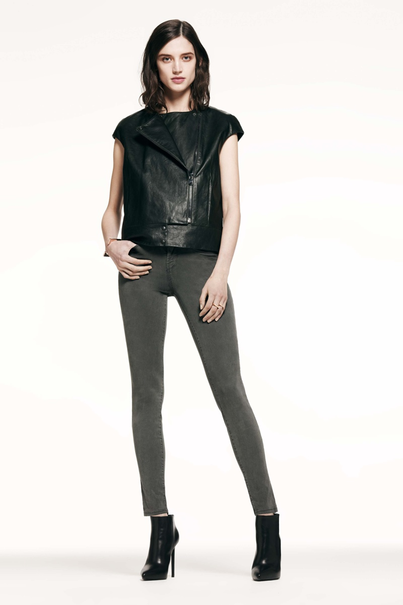 j brand prefall 2014 3 J Brand Pre Fall 2014 Collection