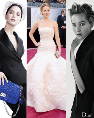 jennifer lawrence dior review 326x406 Radiant Orchid | Pantone 2014 Color of the Year
