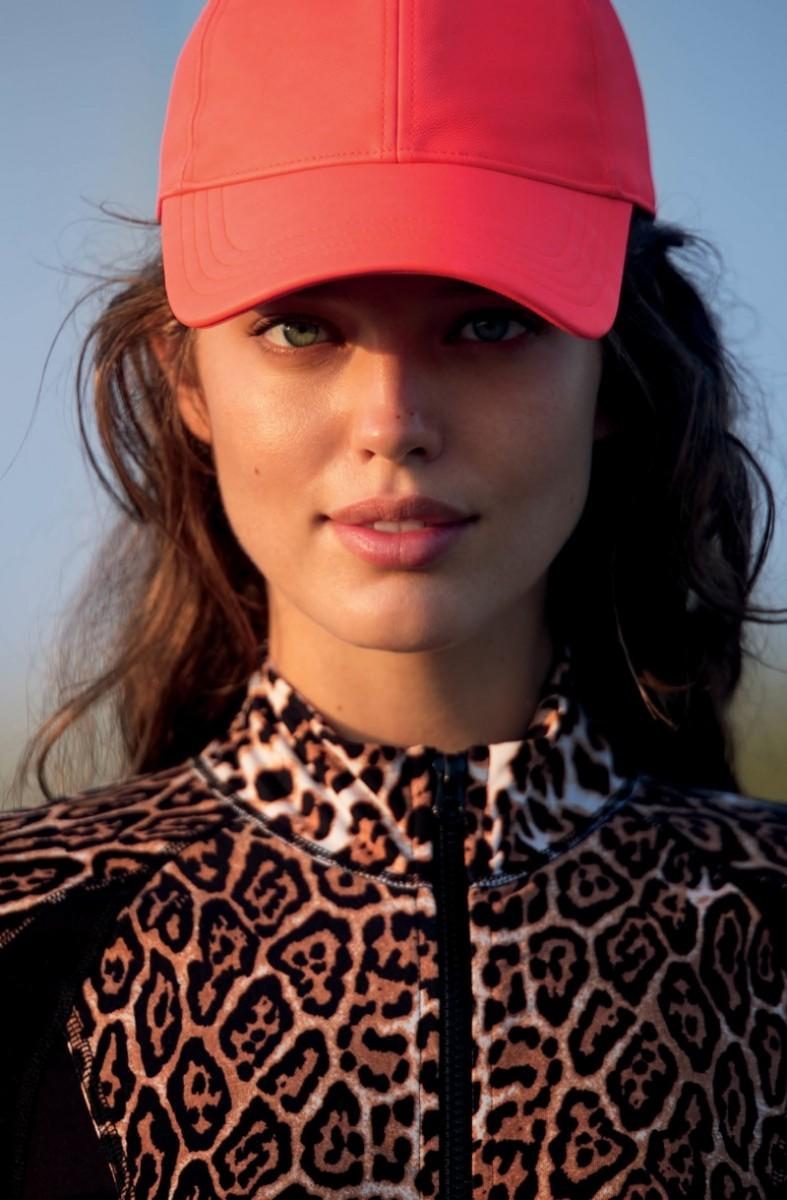 Emily DiDonato + Hana Jirickova Pose for Juicy Couture Sport