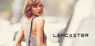 karlie kloss lancaster paris spring1 326x159 Week in Review | Sexy Kate, Isabeli at the Beach, Tumblr Style + More
