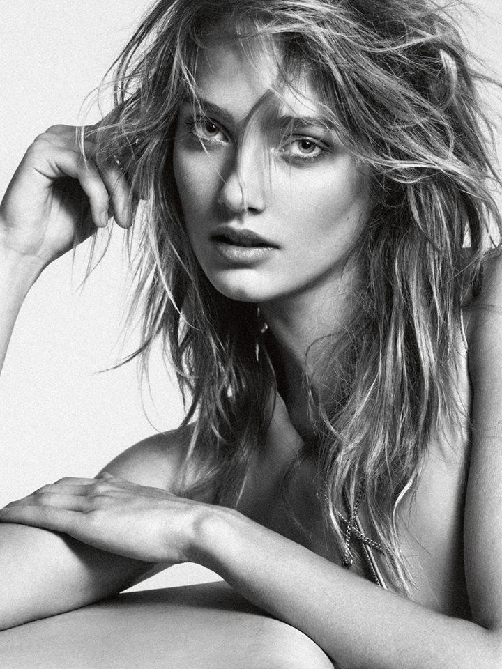 Karmen Pedaru Models Michael Kors for Telva Spread