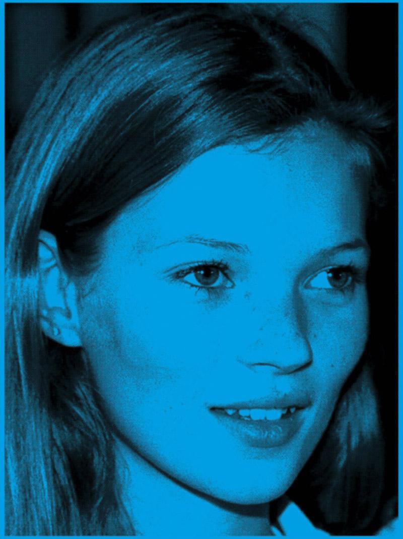 Kate Moss Gets Art Retrospective for 40th Birthday