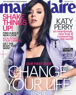 katy marie claire1 326x406 Marc Jacobs Talks Nicolas Ghesquière, Healthy Fears Over Leaving Louis Vuitton
