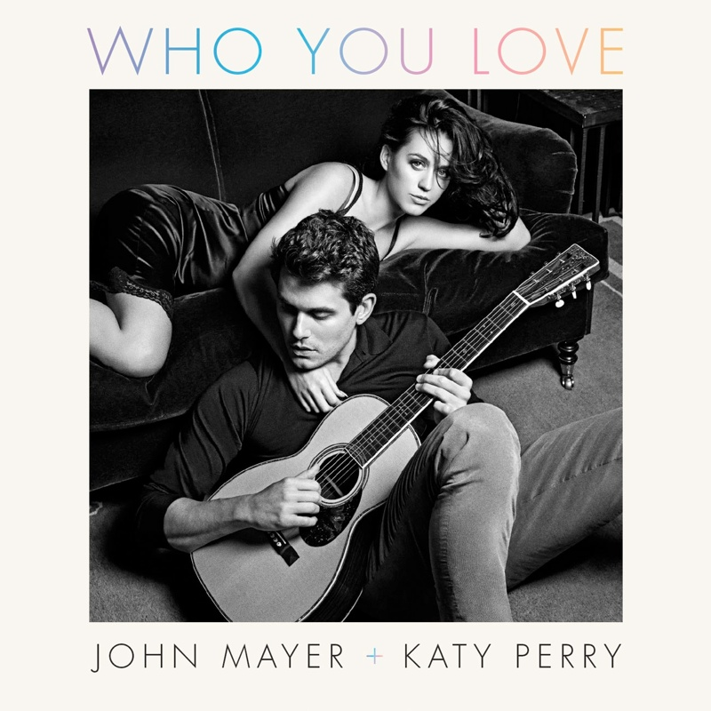 katy perry john mayer4 Katy Perry + John Mayer Team Up for Single Artwork by Mario Sorrenti