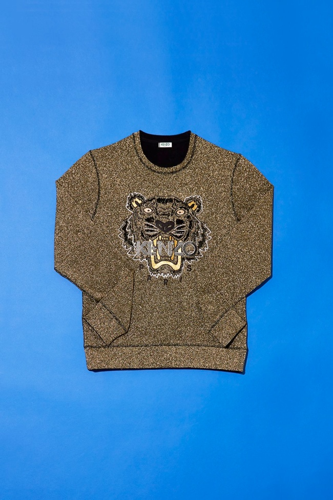 kenzo icon sweater4 Kenzo Launches Icon Sweaters for Christmas