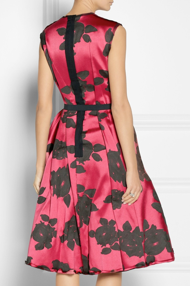 lanvin floral dress2 Net a Porter Sale: Get Up to 70% Off Designer Looks
