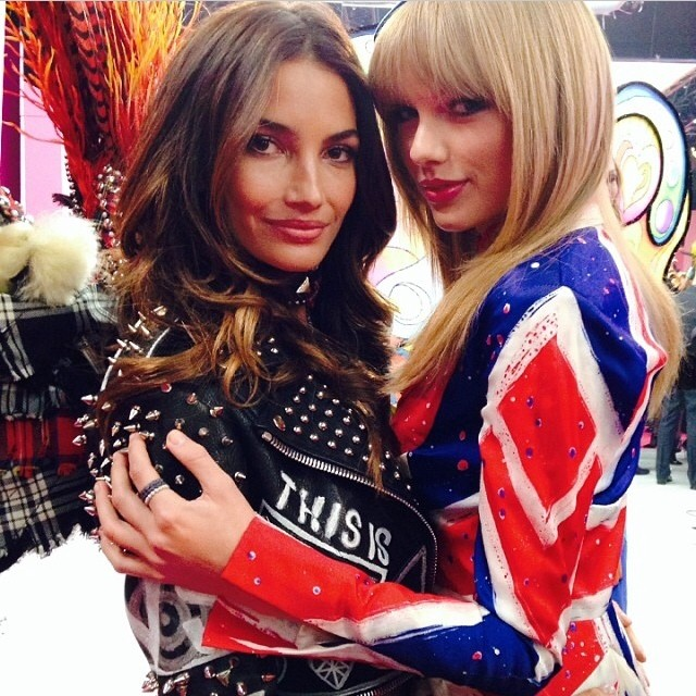 lily taylor Instagram Photos of the Week | Alessandra Ambrosio, Coco Rocha + More Model Pics