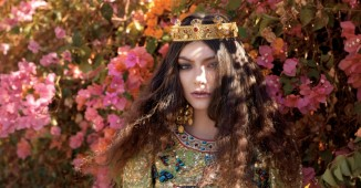 lorde royal wild magazine4 326x170 Dolce & Gabbana Sicilian Jewels Makeup Line for the Party Season