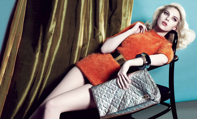 louis vuitton scarlett johansson fall 2007 3 Throwback Thursday | Scarlett Johansson for Louis Vuittons Fall 2007 Campaign