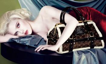 Throwback Thursday | Scarlett Johansson for Louis Vuitton's Fall 2007 Campaign